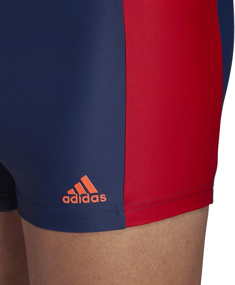 adidas Fit 3Second BX Boxer Hombre, tech indigoscarletapp solar red
